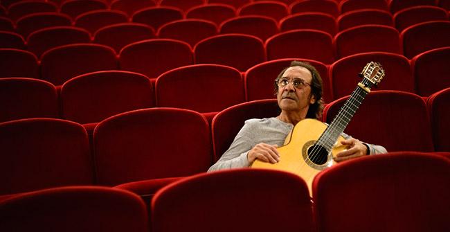 La guitarra de Pepe Habichuela