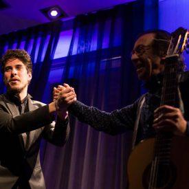 Kiki Morente y Pepe Habichuela