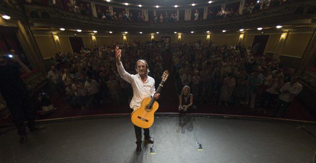 A Pepe Habichuela. 60 Años de guitarra Flamenca