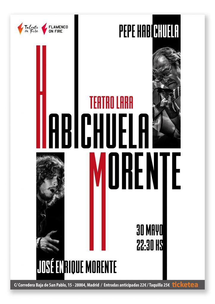 José Enrique Morente y Pepe Habichuela - Habichuela Morente