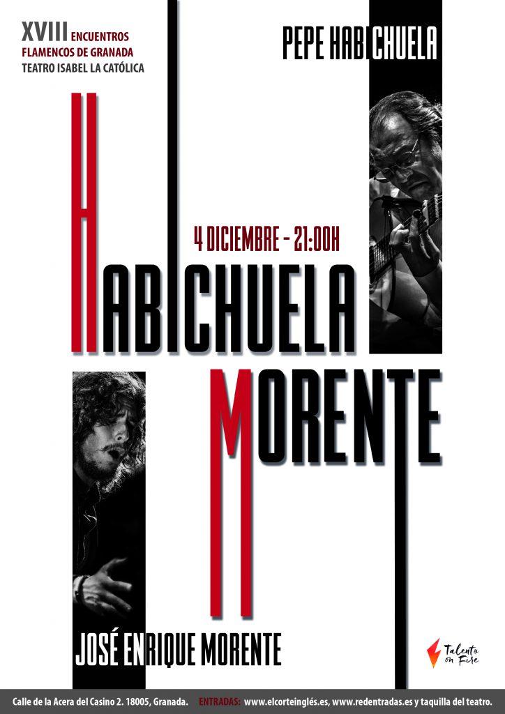 Habichuela Morente