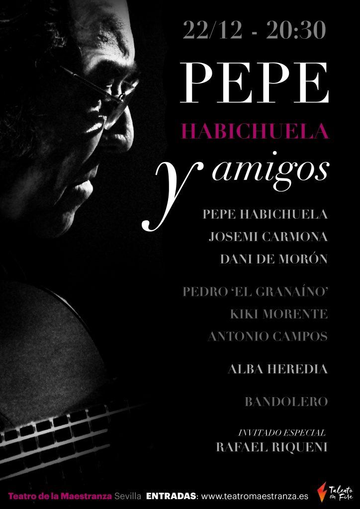 Pepe Habichuela y Amigos