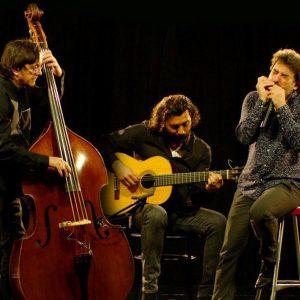 Antonio Serrano, Josemi Carmona, Javier Colina