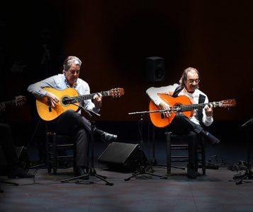 Pepe Habichuela y Rafael Riqueni